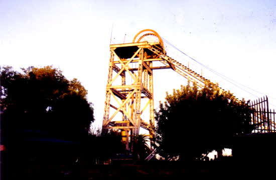 Blue Train Diamond Mine