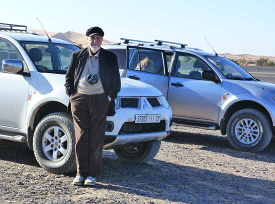 Morocco 4-wheel drive Transports