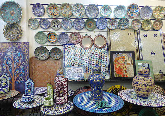 Morocco Mosaic Factory