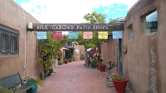 Albuquerque Garcia's Patio Shops