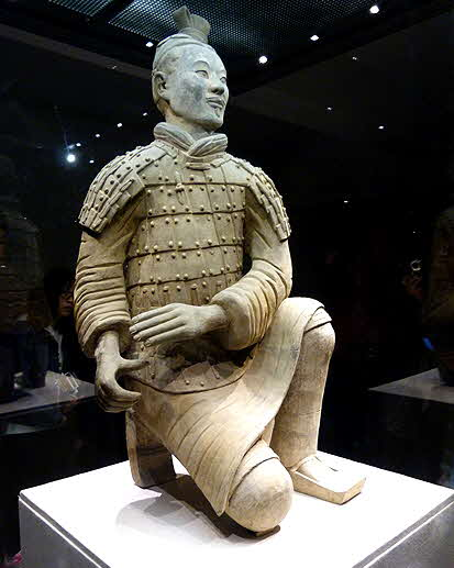 Xi'an Terracotta Archer