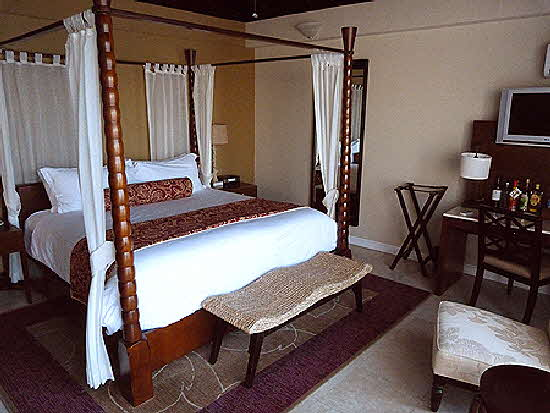 Spice Island Beach Resort Suite Bedroom