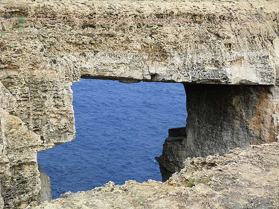 Gozo New Azure Window