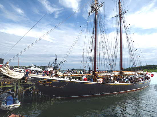 Nova Scotia Bluenose II