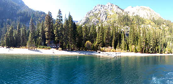 Reno-Lake Tahoe Emerald Bay