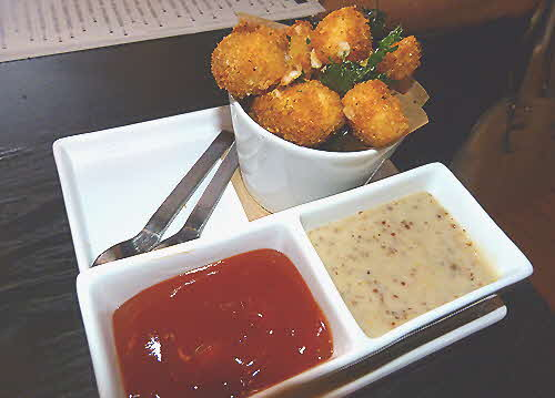 Green Bay 335 Deep Fried Cheese Curds