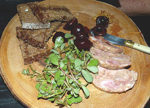 Green Bay 335 Pastrami Pork Terrine