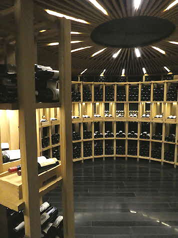 Restaurant Atrio, C�ceres, Wine Cellar