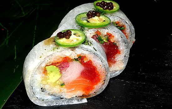 Playboy Club  Sushi Roll