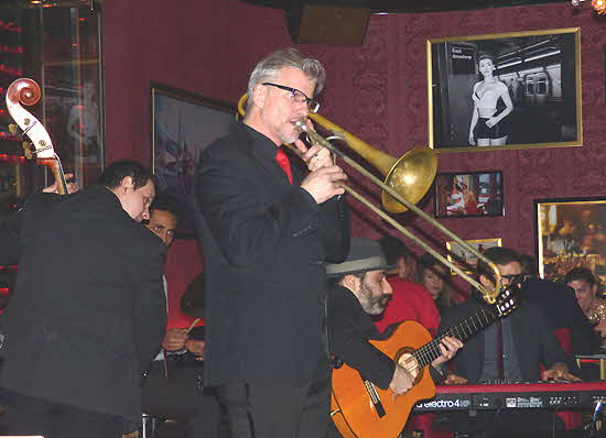 Playboy Club Jazz Combo