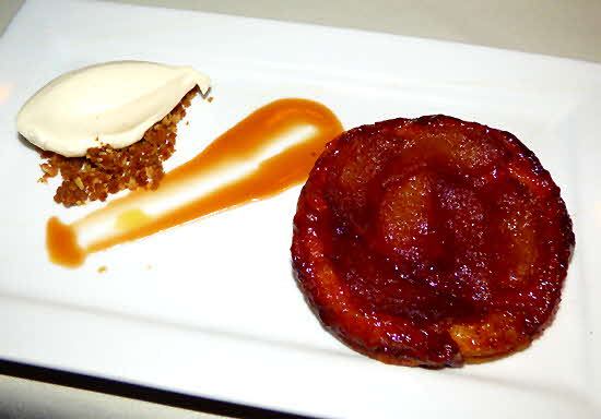 Rat's Mini Tarte Tatin
