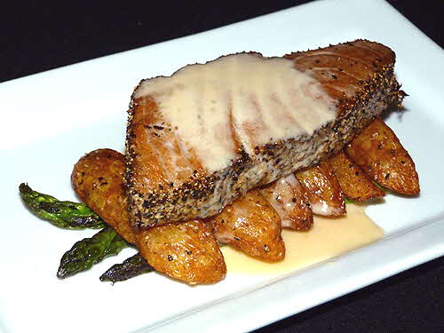AC Iron Room Salmon