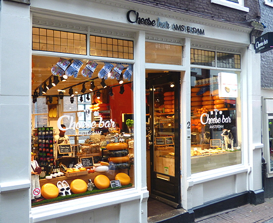 Amsterdam Cheese Bar
