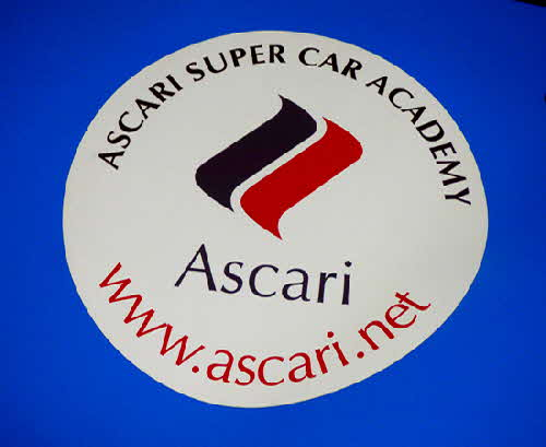 Ascari Super Car Academy