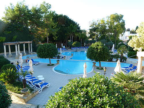 Corinthia Malta Outdoors Pool