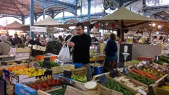 Dijon Vegetable Market