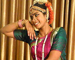 Faces of India Dancer
