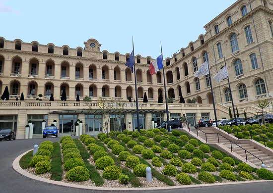 InterContinental Marseille Exterior