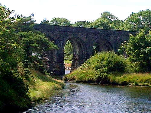 Ireland Ballydehob Arch Bridge