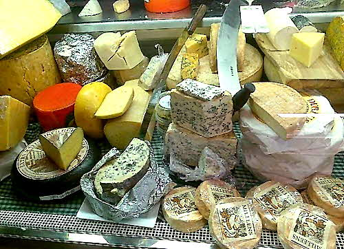 Ireland Ballylickey Local Cheeses