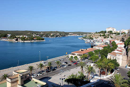 Menorca Port of Mahon