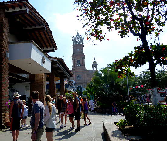 Puerto Vallarta Cathedral of Guadalupe