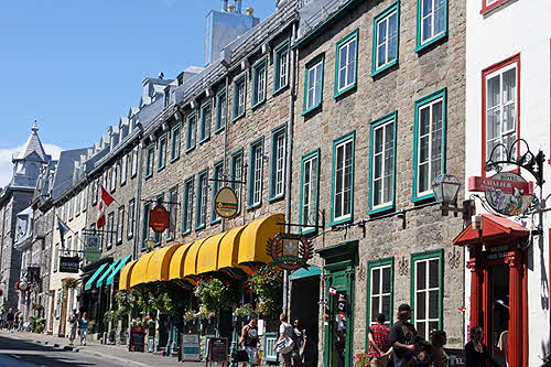 Quebec City Old Quebec