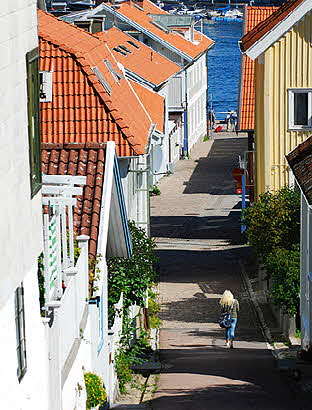Sweden West Coast Marstrand