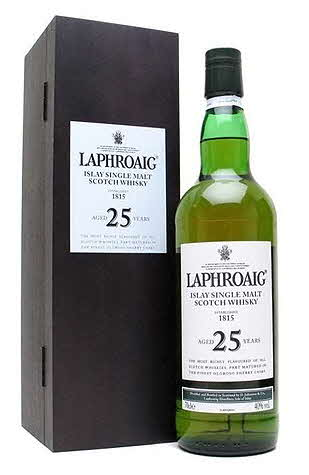 laphroaig 25 year old single malt 2